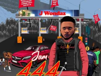 Download Music: J-Wondaz - 444