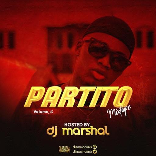 Dj Marshal - Partito Mixtape Vol. 2