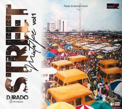 DJ MIX: DJ Rado - Street Mix Vol.1