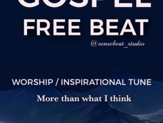 Freebeat: Gospel (Prod By Sense Beat)