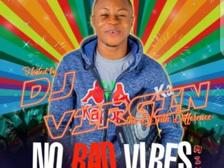 DJ Virgin - No Bad Vibes Mix