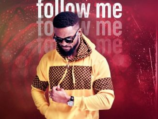 Joe Legacy - Follow Me