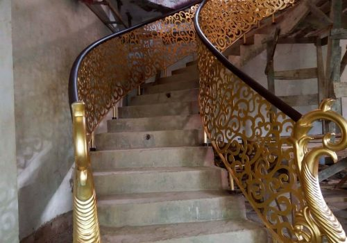 Stairway Finishes