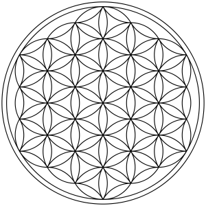 sacred geometry, flower of life, orgone, orgonite, seed of self, symbolism, 432oneness,