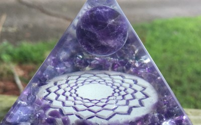 Amethyst – Foundation stone of the Violet Flame