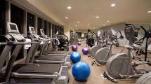Fitness Center Downtown Miami