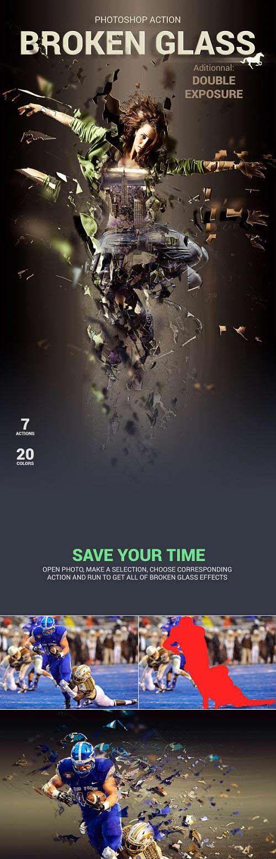 Broken Glass 13220741
