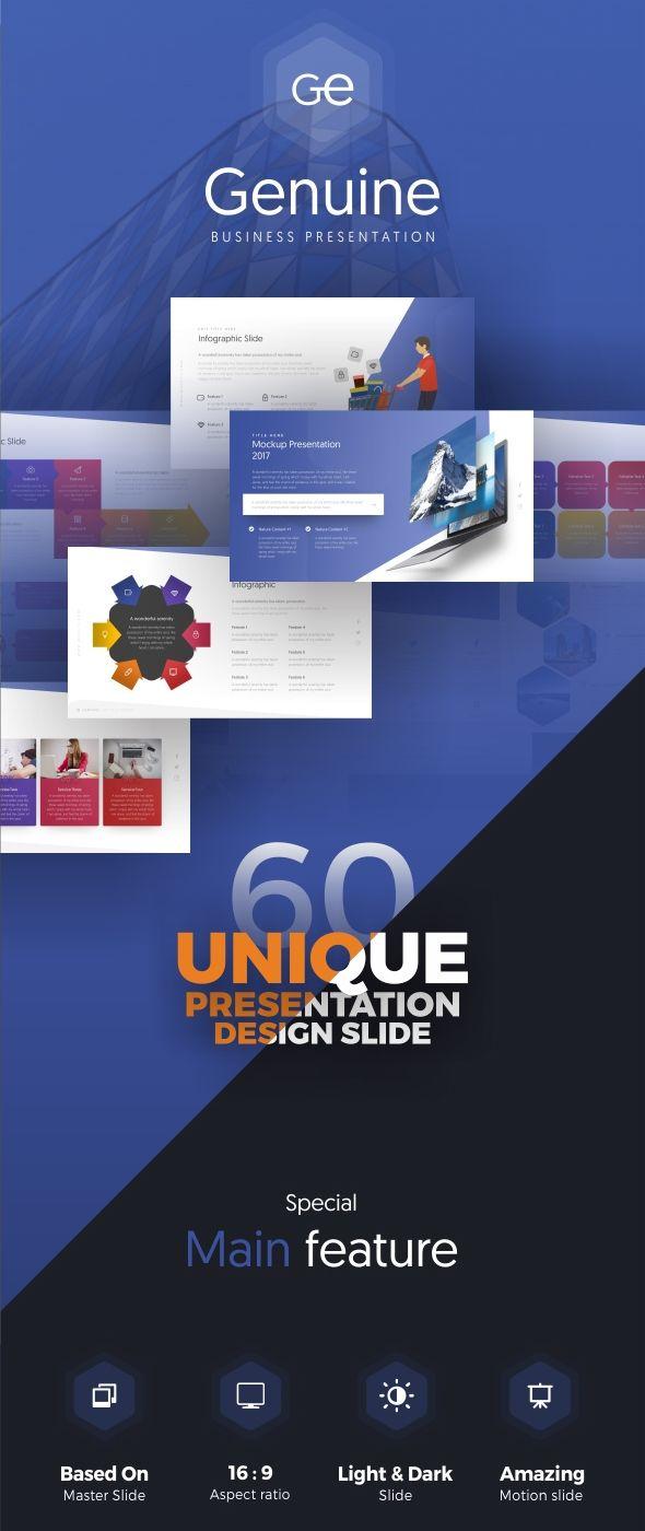 GraphicRiver - Genuine Business Presentation 20689537