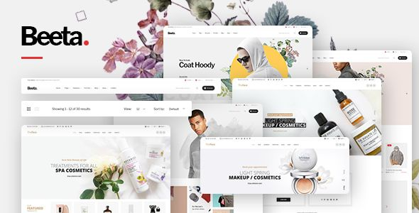Beeta v1.0 - Multipurpose WooCommerce Theme