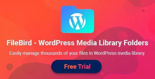 FileBird v2.6 - WordPress Media Library Folders