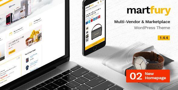 Martfury v1.4.4 - WooCommerce Marketplace Theme