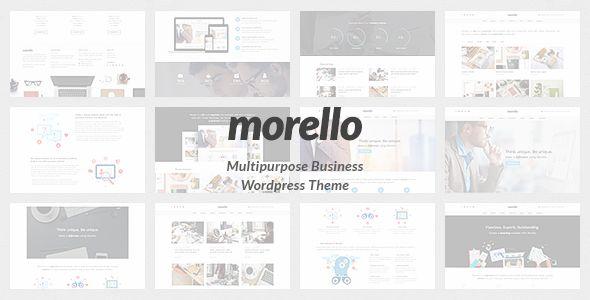 Morello v1.0.3 - Multipurpose Business WordPress Theme
