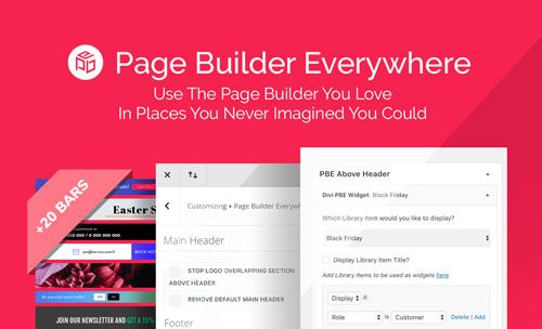 Page Builder Everywhere v3.1.1