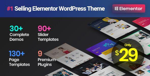 Phlox Pro v5.1.4 - Elementor MultiPurpose WordPress Theme