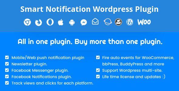 Smart Notification WordPress Plugin v8.3.3