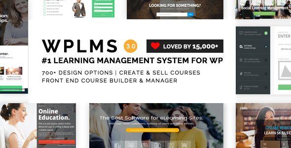 WPLMS v3.9 - Learning Management System For WordPress