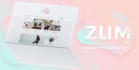 ZUM v1.0.3 - Personal Blog WordPress Theme