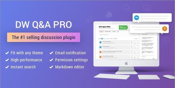 DW Question & Answer Pro v1.2.0 - WordPress Plugin