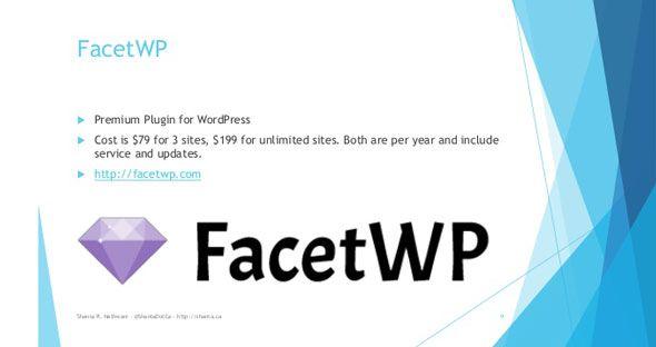 FacetWP v3.2.8 - Better Filtering For WordPress