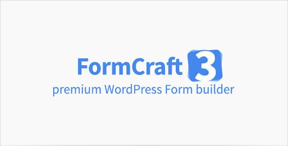 FormCraft v3.5.4 - Premium WordPress Form Builder