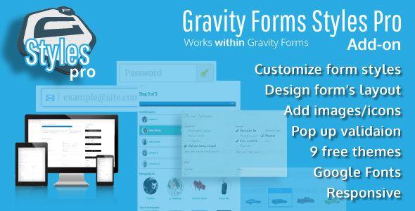 Gravity Forms Styles Pro Add-on v2.4.6