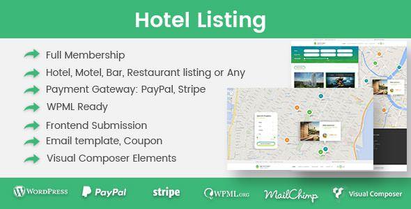 Hotel Listing v1.2.3