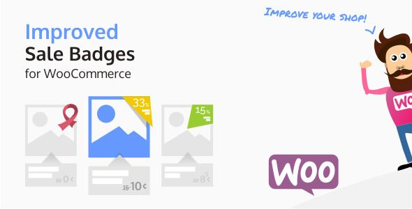 Improved Sale Badges For WooCommerce v3.0.2