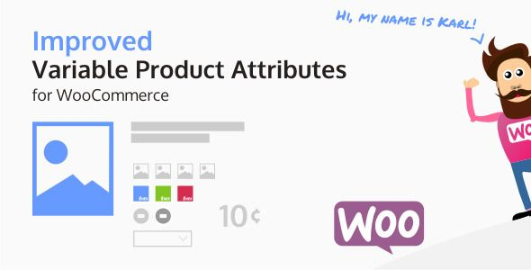Improved Variable Product Attributes For WooCommerce v4.1.0