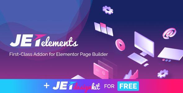 JetElements v1.15.5 - Addon For Elementor Page Builder
