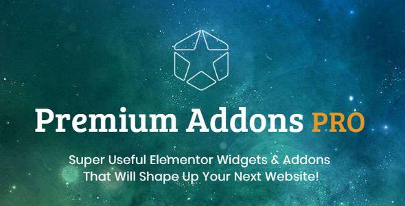 Premium Addons PRO v1.3.4