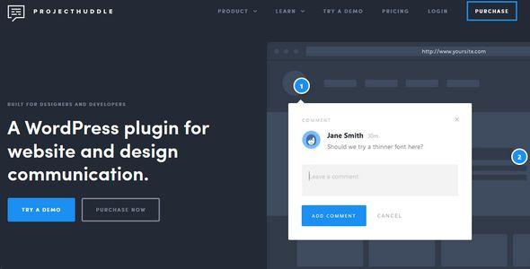 ProjectHuddle v3.0.12 - Organized Client Feedback