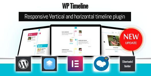 WP Timeline v3.3 - Responsive Timeline Plugin
