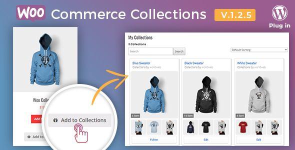 WooCommerce Collections v1.2.5 - WordPress Plugin
