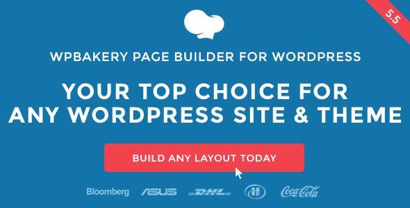 WPBakery Page Builder For WordPress v5.5.5