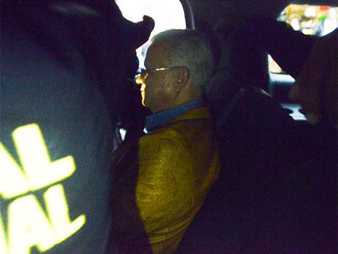 Andrés Granier está aprehendido desde 2013. Foto de internet.