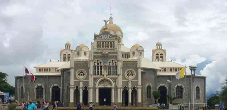 Cathedral in Cartago