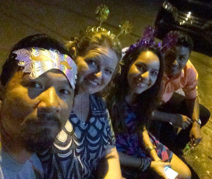 New Years Eve in Leon Nicaragua