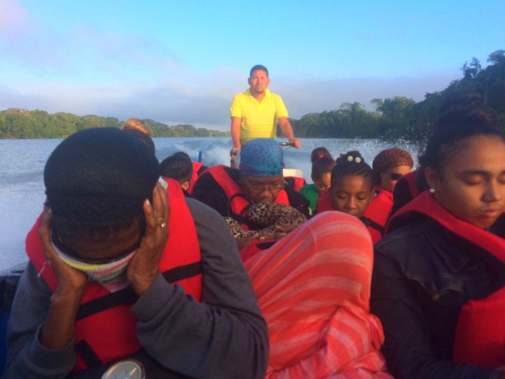 Treacherous Journey to Corn Islands