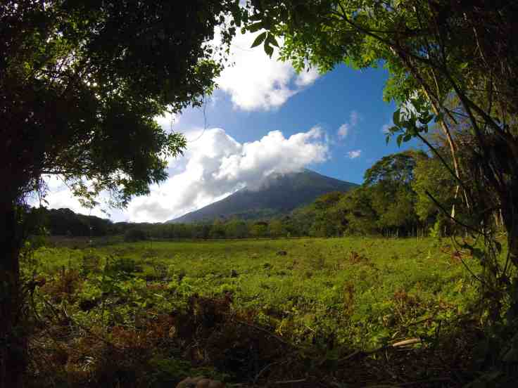 Volcan Concepcion on Ometepe