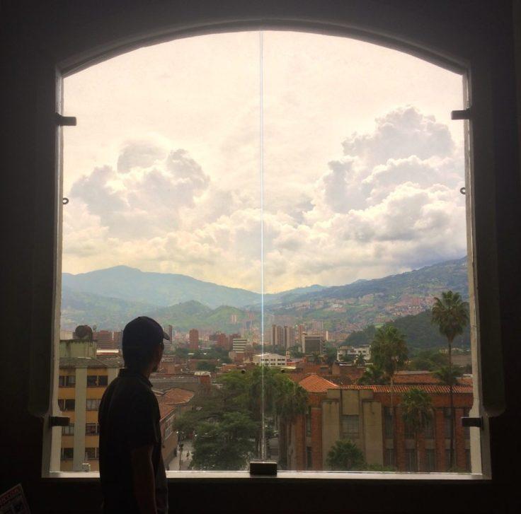 Palacio de la Cultura Rafael Uribe in Medellin