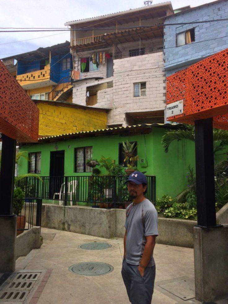 Escalators of Comuna 13