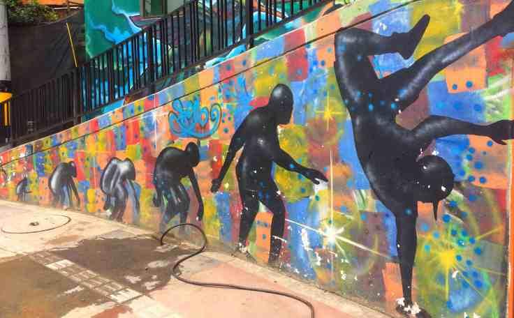 Art of Comuna 13