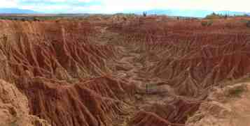 Colors of Tatacoa Desert Must see Colombia