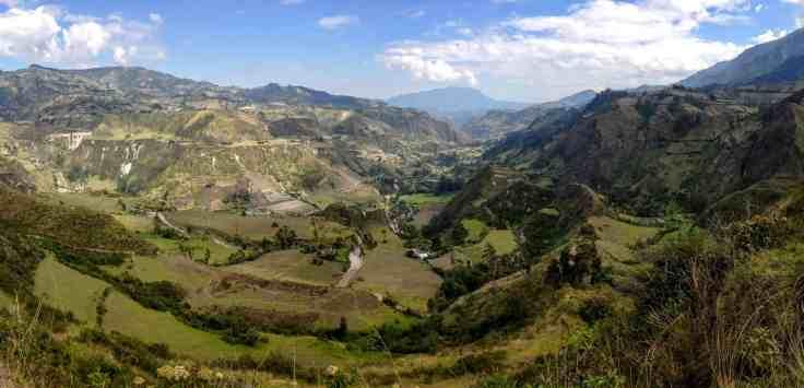 Valley near Isinlivi
