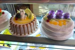 Decorated Cakes in Peru