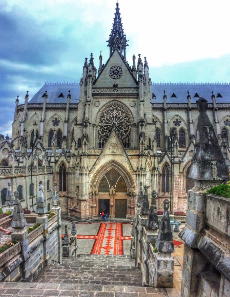 Quito Cathedral things to do in Ecuador