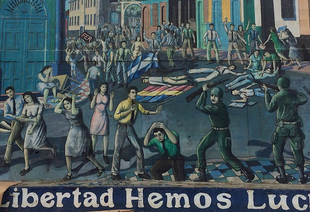 Leon Street Art