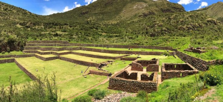 """Tipon, ancient Inca ruins where the """"Incas planted water"""""""
