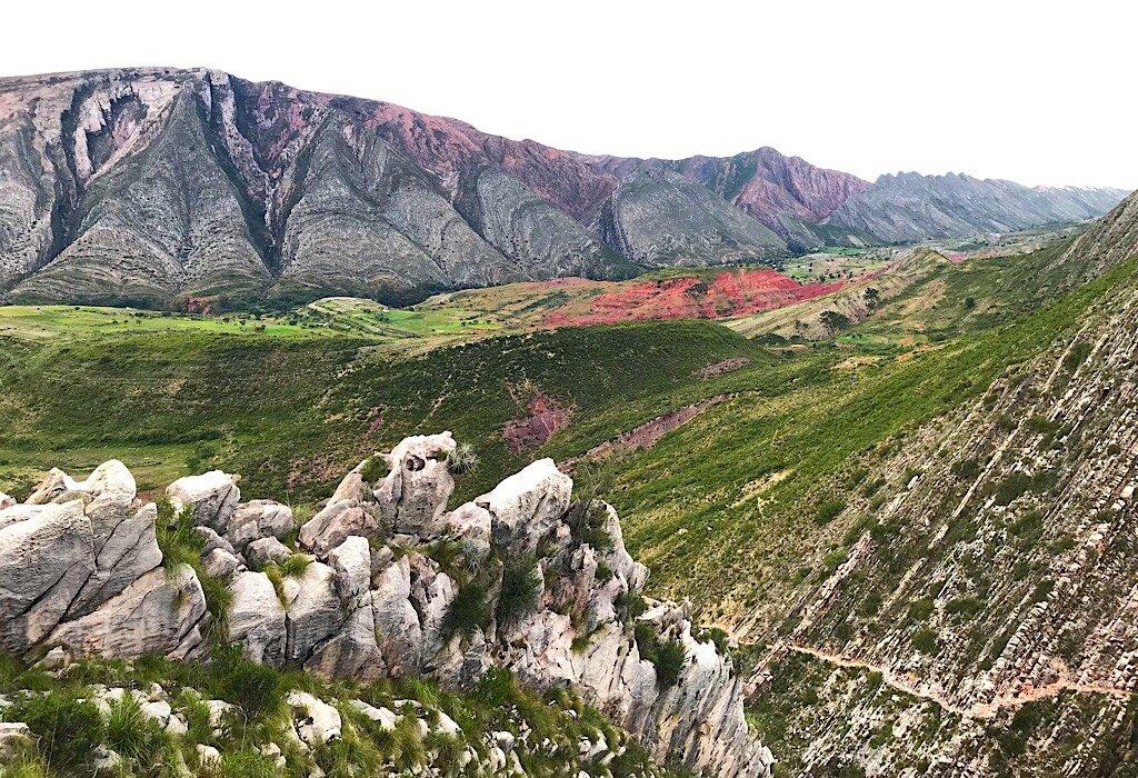 View of Torotoro Valley