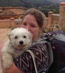 Lolita in Villa de Leyva loved by a Vagabond